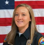 Leigha Blake, Officer