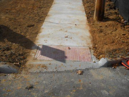 Northwood Sidewalk Project