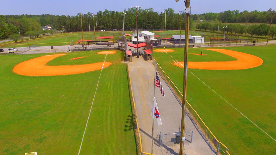 Parks & Recreation Department   City of Centre, Alabama