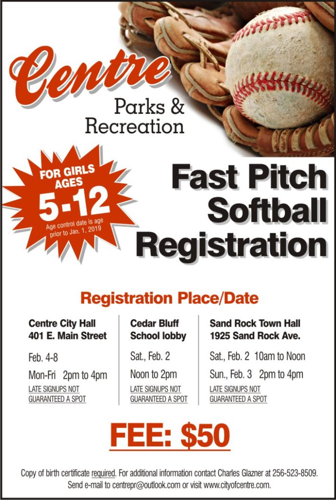 2019 Dixie Youth Baseball and Softball Registration | City